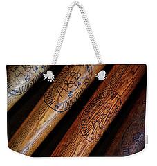 Wwii Lineup Weekender Tote Bag