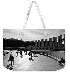 Wwii Memorial Weekender Tote Bag