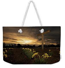 Wye Mountain Sunset Weekender Tote Bag