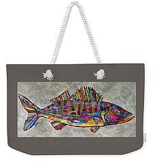 Wylie The Walleye Weekender Tote Bag