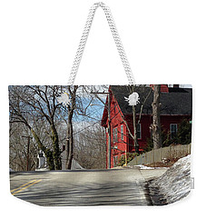 Wyman Weekender Tote Bag