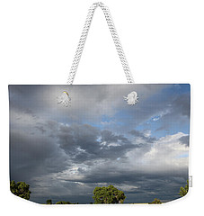 Wyoming Sky Weekender Tote Bag