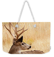 Wyoming Wildlife Weekender Tote Bag