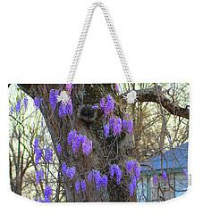 Wysteria Tree Weekender Tote Bag