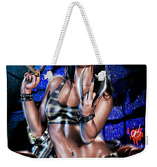 X-23 Logan's Run Weekender Tote Bag