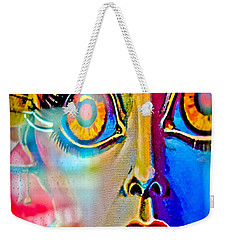 X Is For Xenon - Pinball Weekender Tote Bag