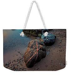 'x' Marks Serenity Weekender Tote Bag