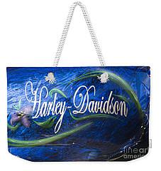 Harley Davidson 2 Weekender Tote Bag