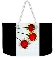 Xanthium Propaganda Weekender Tote Bag
