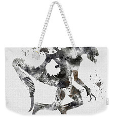 Xenomorph Weekender Tote Bag by Rebecca Jenkins