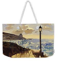 Xlendi Gozo Weekender Tote Bag