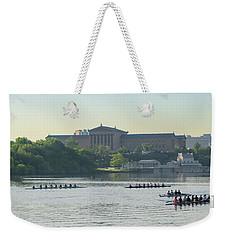 Ya Gotta Regatta Weekender Tote Bag by Bill Cannon