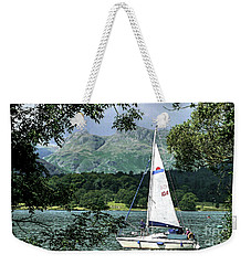 Yachting Lake Windermere Weekender Tote Bag