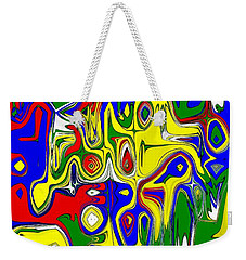 Yage Weekender Tote Bag by Maciek Froncisz