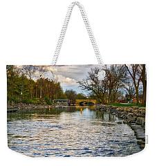Yahara River, Madison, Wi Weekender Tote Bag