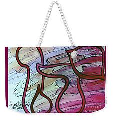 Yahu Lord  Weekender Tote Bag
