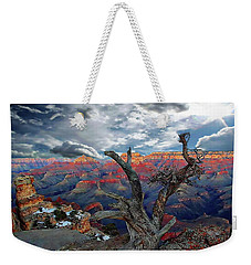 Yaki Point Grand Canyon Weekender Tote Bag