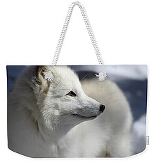 Yana The Fox Weekender Tote Bag
