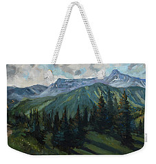 Yankee Boy Basin Weekender Tote Bag