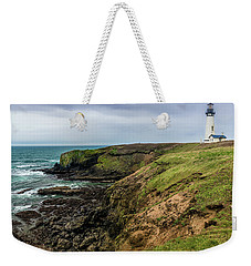 Yaquina Head Light Weekender Tote Bag