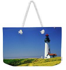 Yaquina Head Lighthouse- V2 Weekender Tote Bag