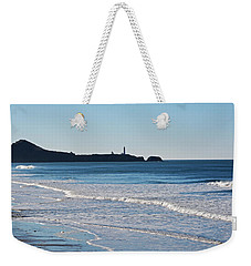 Yaquina Lighthouse And The Pacific Weekender Tote Bag