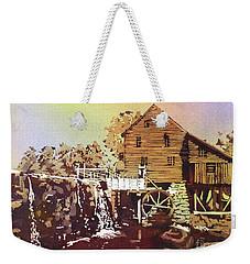 Yates Mill Park Weekender Tote Bag by Ryan Fox