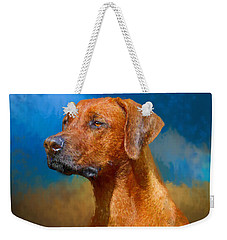 Year Of The Dog Weekender Tote Bag