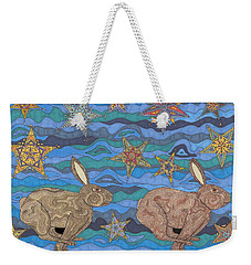 Year Of The Rabbit Weekender Tote Bag