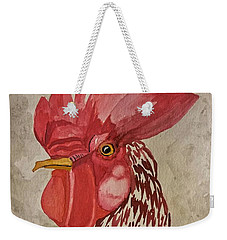 Year Of The Rooster 2017 Weekender Tote Bag