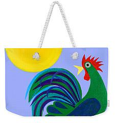 Year Of The Rooster Weekender Tote Bag
