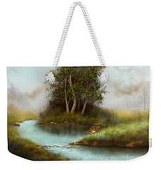 Yearling Weekender Tote Bag by Sena Wilson
