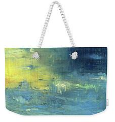 Yearning Tides Weekender Tote Bag by Michal Mitak Mahgerefteh
