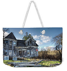 Weekender Tote Bag featuring the photograph Years Gone By by Richard Bean