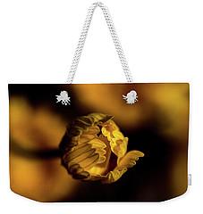 Yelllow Weekender Tote Bag by Jay Stockhaus