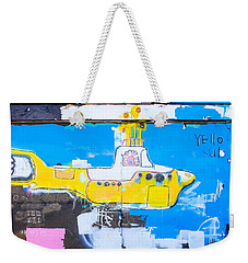 Yello Sub Weekender Tote Bag