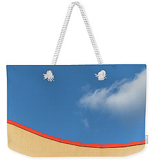 Yellow And Blue - Weekender Tote Bag