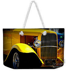 Yellow Boy Weekender Tote Bag