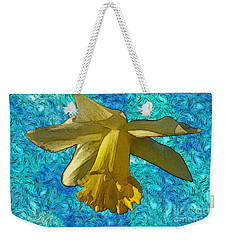 Yellow Daffodil 3 Weekender Tote Bag