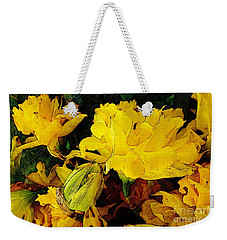 Yellow Daffodils 6 Weekender Tote Bag