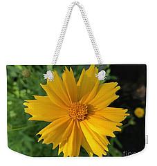 Yellow Delight Weekender Tote Bag