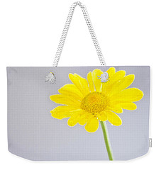 Yellow Drops Weekender Tote Bag