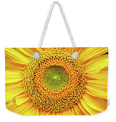 Yellow Eye Weekender Tote Bag