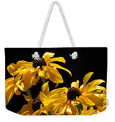 Yellow Flower 2 Weekender Tote Bag