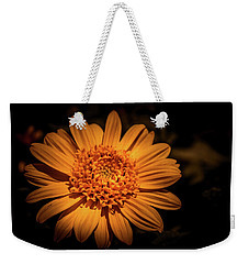 Weekender Tote Bag featuring the photograph Yellow Flower by Ryan Photography