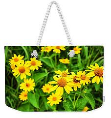 Yellow Flowers No. 2 Weekender Tote Bag