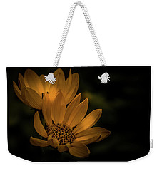 Weekender Tote Bag featuring the photograph Yellow Flowers by Ryan Photography