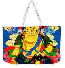 Yellow Jambhala 4 Weekender Tote Bag