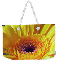 Yellow Joy And Inspiration Weekender Tote Bag