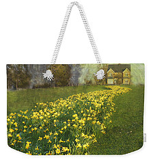 Yellow River To My Door Weekender Tote Bag